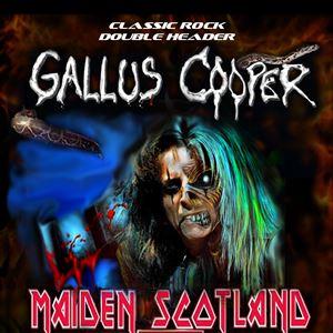 Gallus Cooper + Maiden Scotland