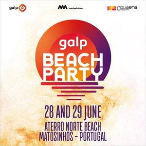Galp Beach Party 2019