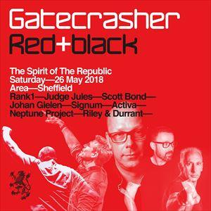 Gatecrasher Red & Black