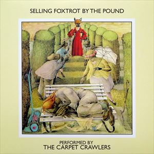 GENESIS 'SELLING FOXTROT BY THE POUND'