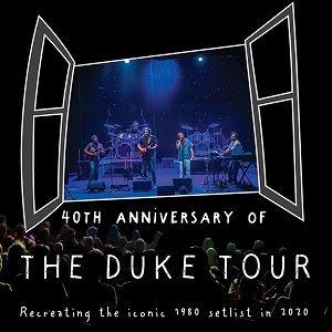 Genesis Visible Touch 'Duke Tour' 40th Anniversary