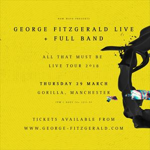 George FitzGerald Live