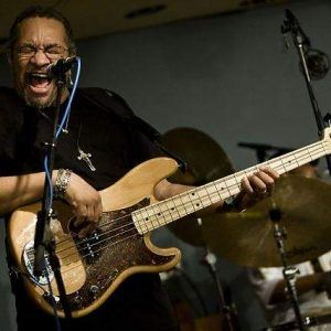 George Porter Jr (of The Meters) + Crowd Company