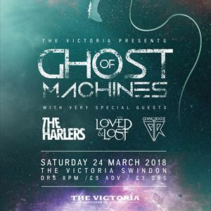 Ghost of Machines + Special guests