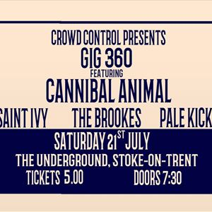 Gig360: Cannibal Animal