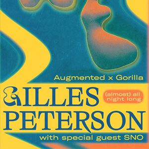 Gilles Peterson (almost) All Night Long
