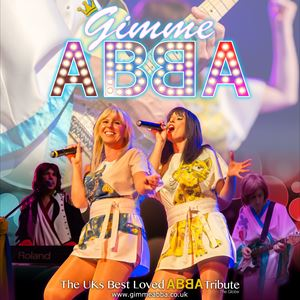 Gimme ABBA at Alexanders Live