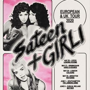 Girli + Sateen