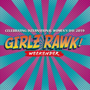 Girlz Rawk! London 2019