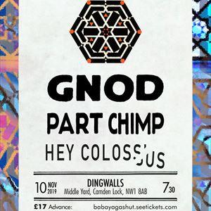 Gnod, Part Chimp + Hey Colossus