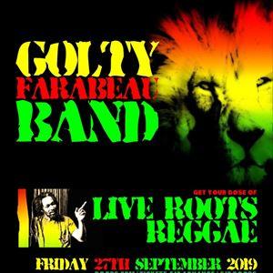 Golty Farabeau Band - Live Roots Reggae