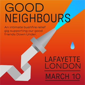 Good Neighbours: Bushfire Relief Event