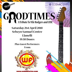 Good Times (A Tribute To Nile Rodgers & Chic)