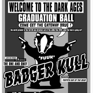 GRADUATION BALL - WELCOME TO THE DARK AGES