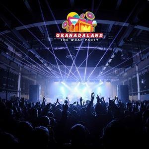 Granadaland The Wrap Party - Lionel Richie Tribute