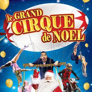 Grand Cirque de Noël du MANS - Cirque SANTUS