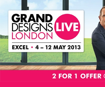 Grand Designs Live Excel