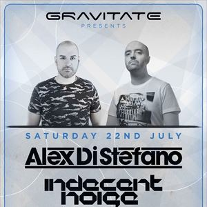 GRAVITATE PRESENTS ALEX DI STEFANO