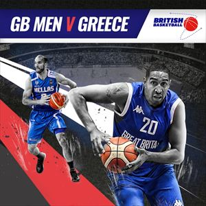Great Britain -V- Greece
