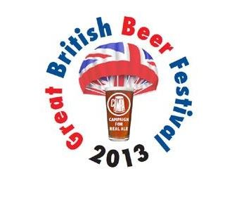 Great British Beer Festival 2013