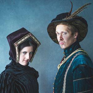 Great British Mysteries and Sara Barron