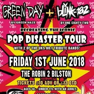 Green Day (Green Haze) + Blink 182 (OneEightyTwo)