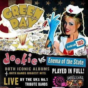 Green Haze (Green Day) + OneEightyTwo (Blink 182)
