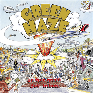 Green Haze - The UK's No.1 Green Day Tribute