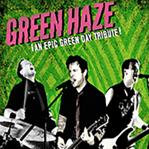 GREEN HAZE - UK's No1 GREENDAY EXPERIENCE