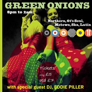 Green Onions with Eddie Piller