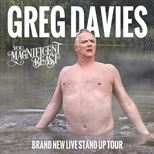 Greg Davies - You Magnificent Beast