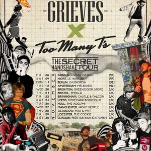 Grieves/Too Many T's