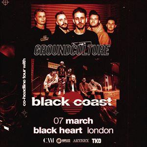 GroundCulture + Black Coast