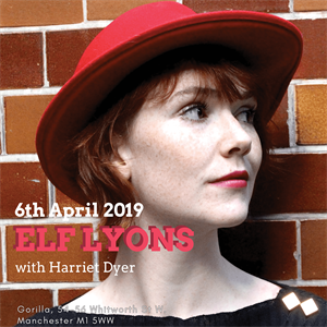 Group Therapy April : Elf Lyons
