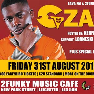 GZA/The Genius from the Wu-Tang Clan Live