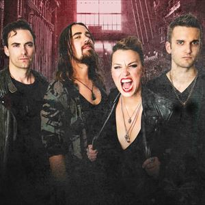 Halestorm meet greet upgrade o2 academy bristol tickets halestorm meet greet upgrade m4hsunfo