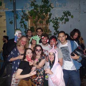 Halloween Pub Crawl