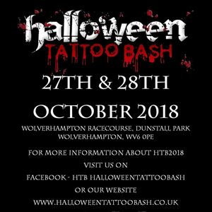 Halloween Tattoo Bash 2018