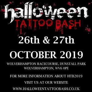 Halloween Tattoo Bash 2019