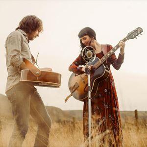 Hannah Sanders and Ben Savage