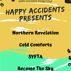 Happy Accidents Presents: December 12
