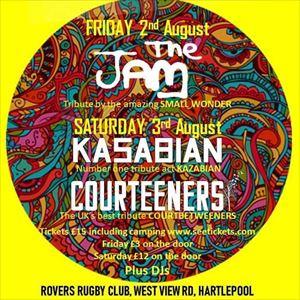 Hartlepool Music Weekender August 2019