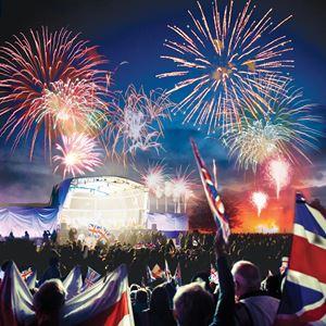Hatfield House Battle Proms Concert