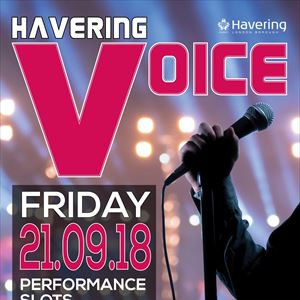 Havering's Voice: Singing Competition
