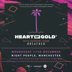 Heart Of Gold - Manchester