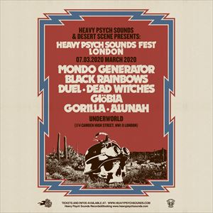 Heavy Psych Sounds Fest - London