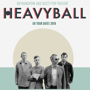 Heavyball and The Kent Collective and The Thieves
