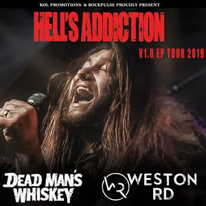 Hell's Addiction plus Guests at The Station