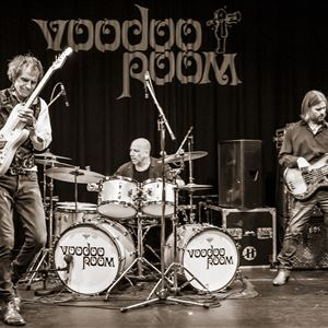 Hendrix, Clapton & Cream performed by Voodoo Room