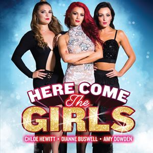 HERE COME THE GIRLS - Strictly Pro-Dancers